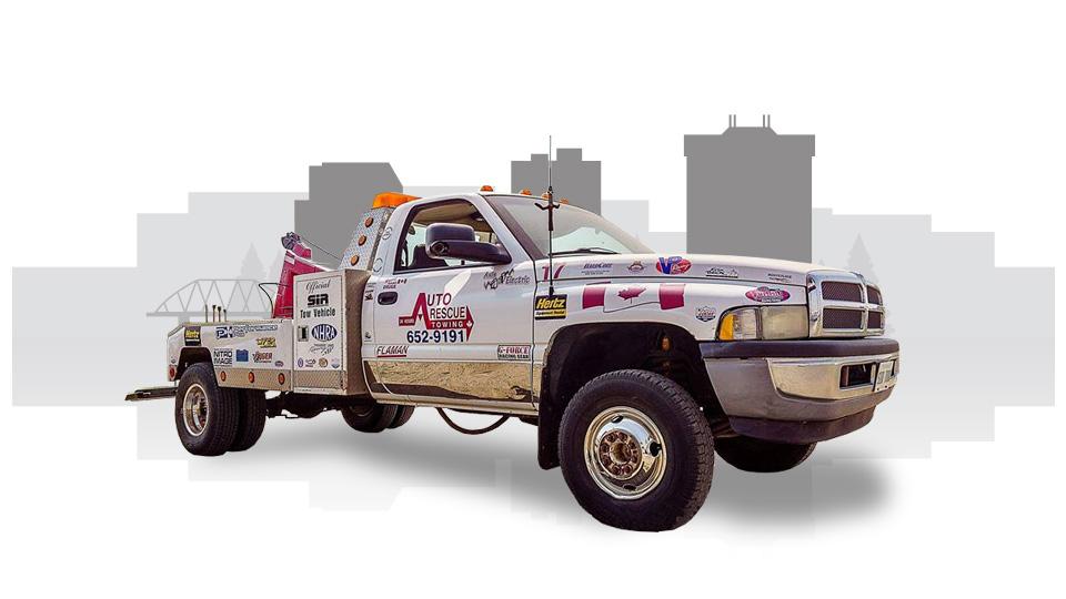 Auto Rescue Towing Prince Albert Skyline